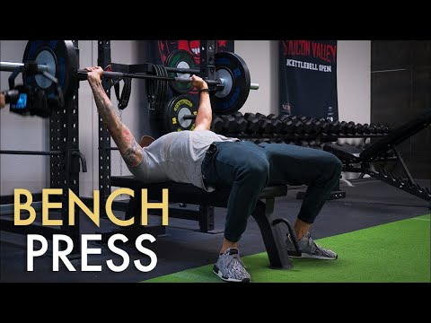 How to Bench Press with Proper Form (AVOID MISTAKES!)