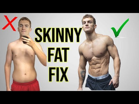 What to do if You're SKINNY FAT (BULK vs CUT vs RECOMP)