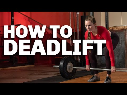 How to Deadlift in Five Easy Steps