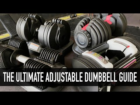 What's the BEST ADJUSTABLE DUMBBELL?