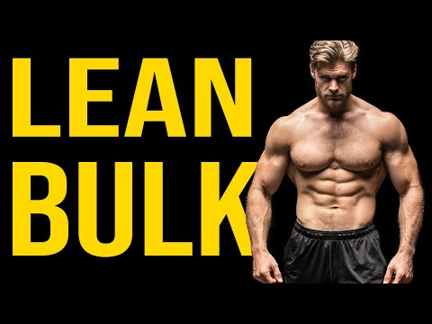 How to Lean Bulk Without Getting Fat | Beginner's Guide