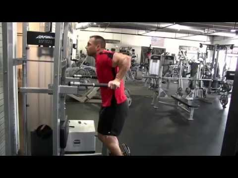 Dumbbell Weighted Dip