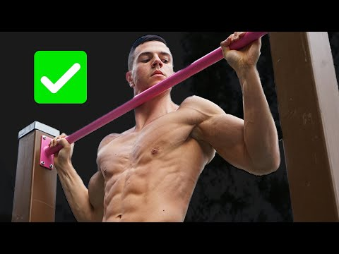 How to Pull-Up CORRECTLY (3 Step Guide)