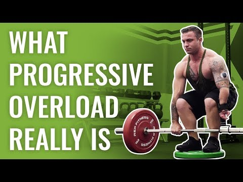 What Most Lifters Get WRONG About Progressive Overload