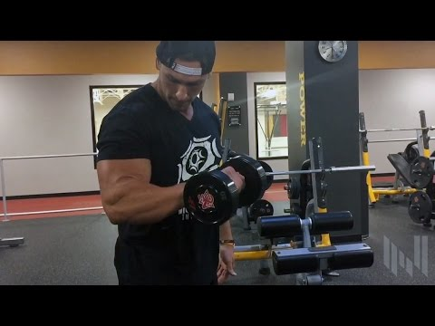 How To Do Reverse Curls To Build Thicker Arms and Bicep Peaks