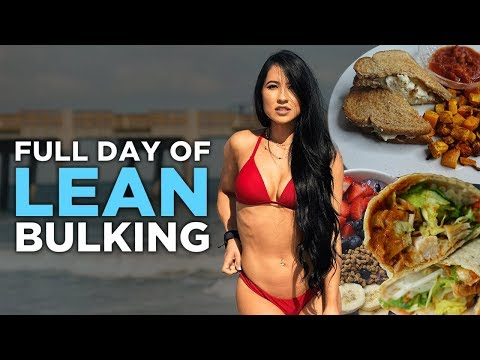 How I Eat Over 300g of Carbs Everyday | Full Day of Eating (Lean Bulking)
