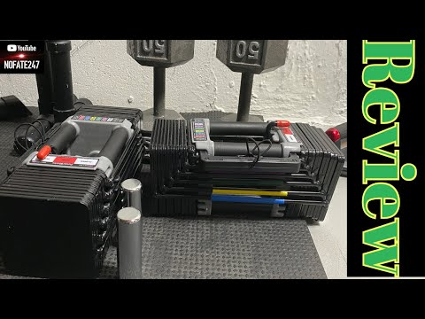 Gyms are CLOSED, Now What | Power Block Elite Dumbbell Review | Dad's Home Gym