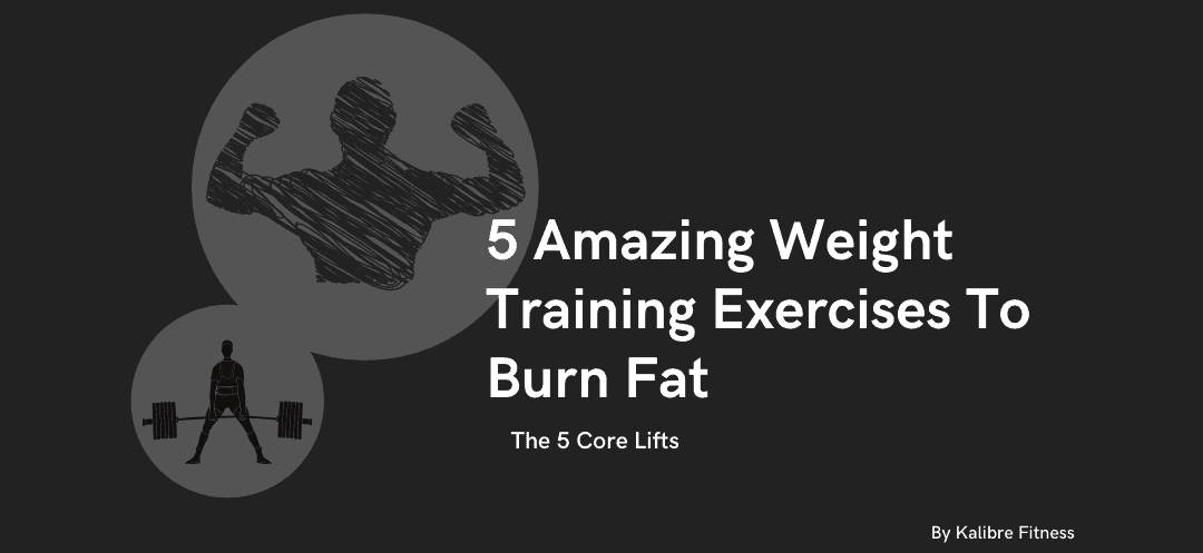 Weight Lifting To Burn Fat