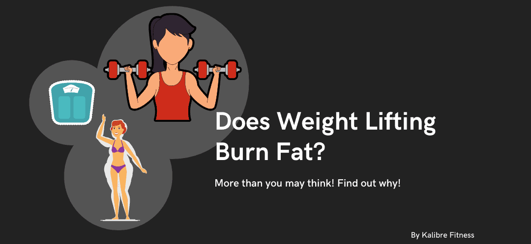 does weight lifting burn fat