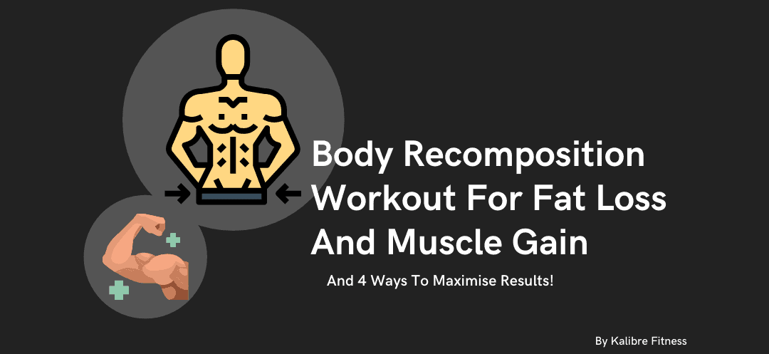 workout for fat loss and muscle gain