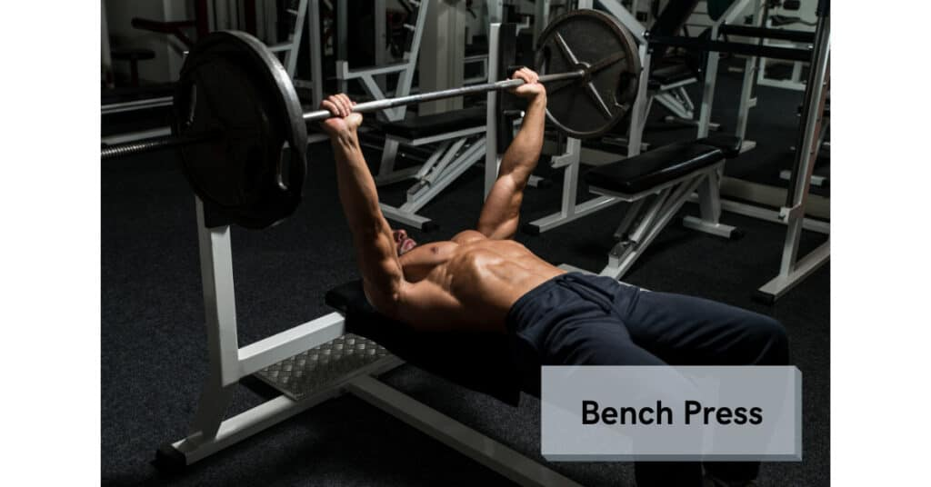 bench press is an example of compound lifting
