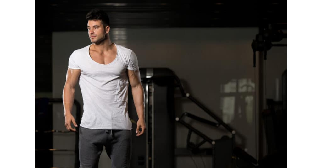 biceps fill your t shirt