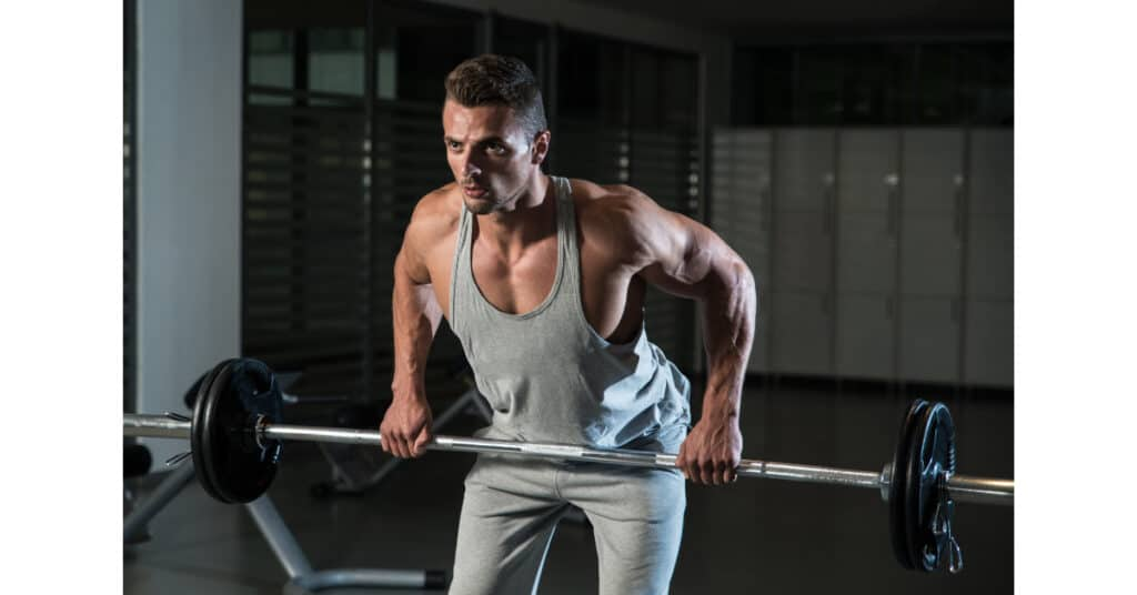 biceps help compound lifts