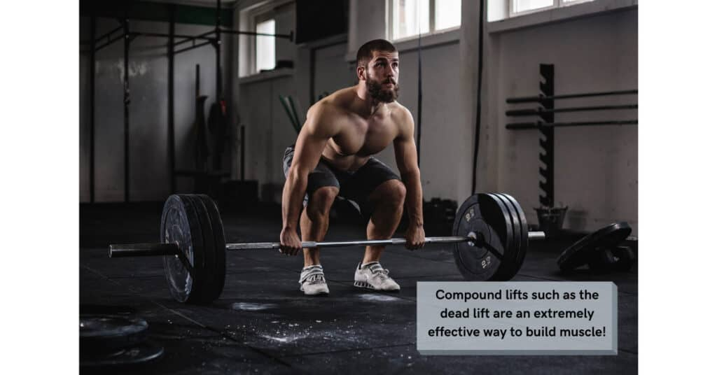 What is a compound lift? they are excellent at building muscle