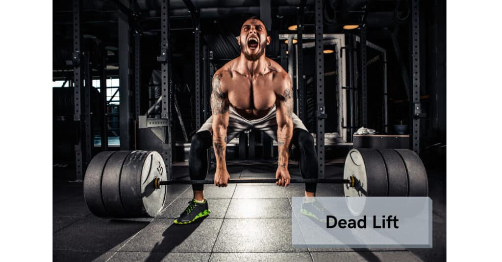 dead lift is an example of compound lifting