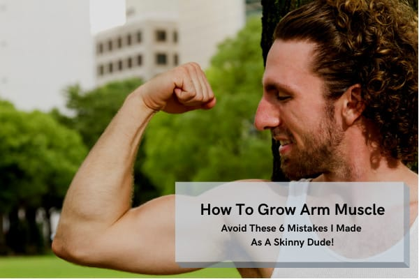 how to grow arm muscle