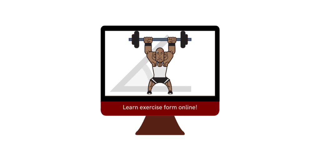 learn how to lift weights properly online