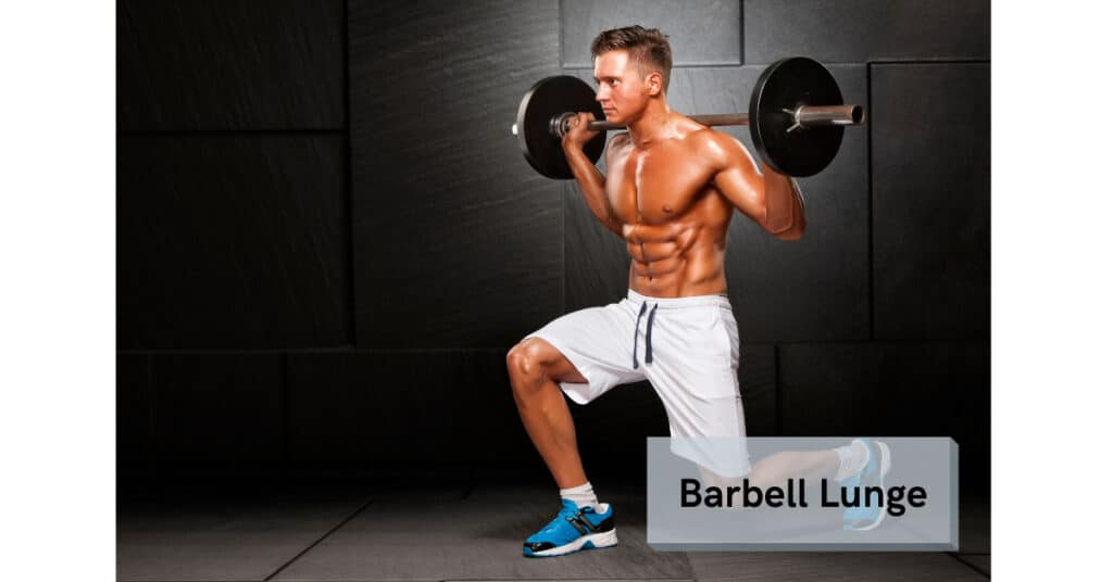 lunge is an example of compound lifting