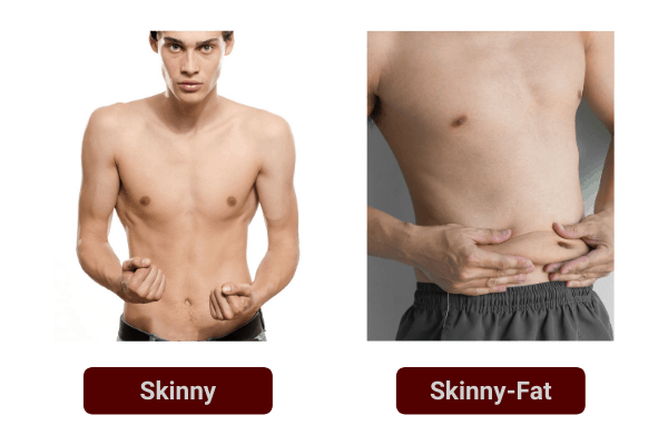 are you a skinny or skinny fat guy?