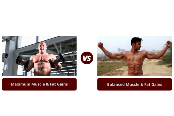 how long you bulk for depends on your goals