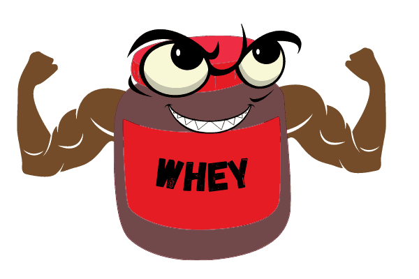 whey is great to increase lean muscle
