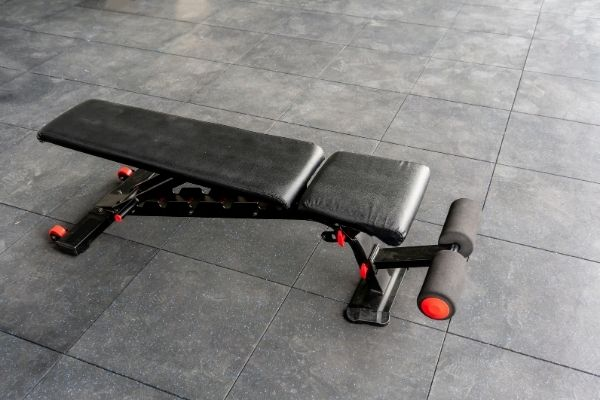 adjustable weight benches can be a useful accessory item for a home gym