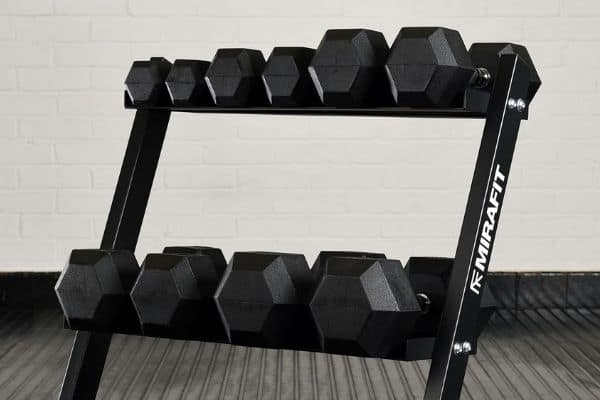 fixed weight dumbbells for a home gym can be expensive