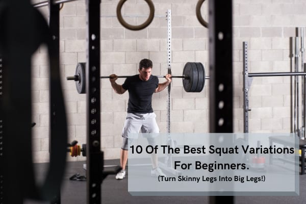 squat variations for beginners