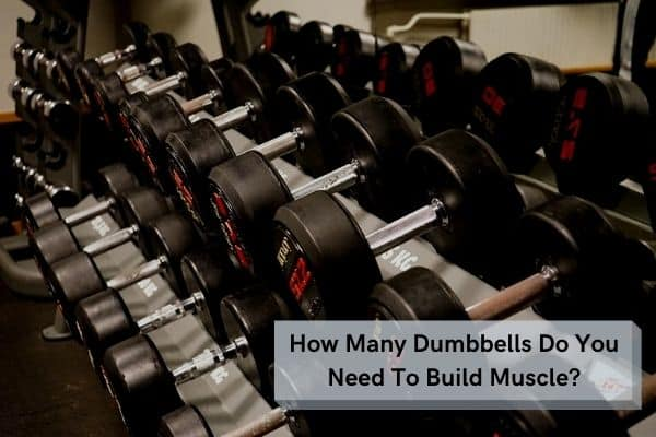 how many dumbbells do you need