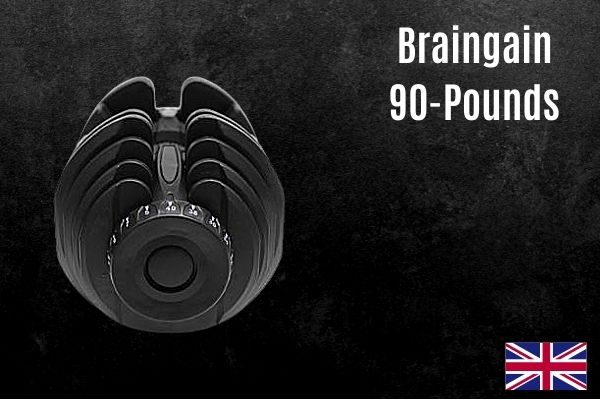 braingain makes the cheapest and heaviest adjustable dumbbell in the UK