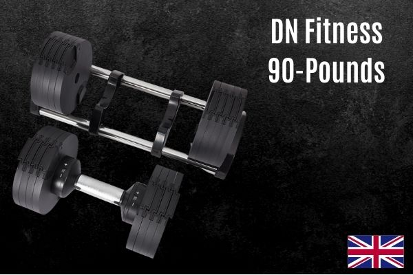 dn fitness adjustabell dumbbells are based on the nuo 80 design