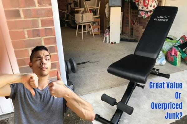 Are Flybird weight benches good