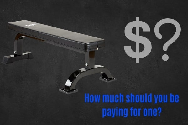 How much does a flat bench cost