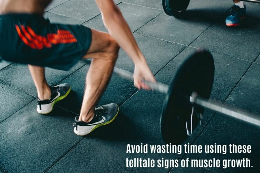 Signs you are getting stronger and building muscle