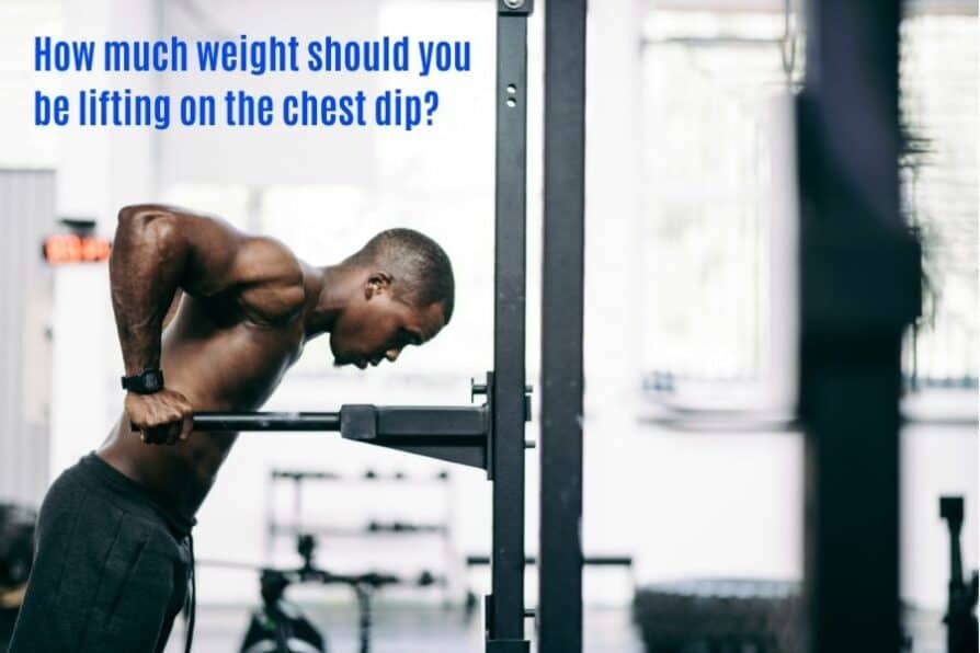 Weighted dips standards